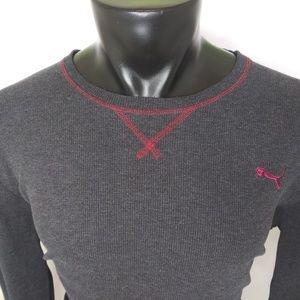 Puma Long Sleeve Thermal Shirt